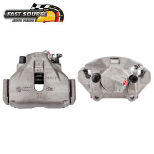 Front Oe Brake Calipers Pair For Audi A4 A6 Vw Volkswagen Passat