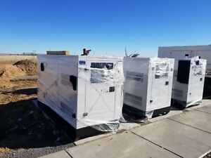 Generator 3 Perkins 135 Kw Brand New 0 Hours 3 Phase 24v With Warranty