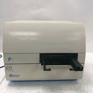 Molecular Devices Fmax Type 374 Fluorescence Microplate Reader Tested