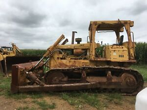 1984 Caterpillar D6d Crawler Dozer