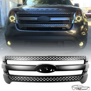 Jeep Wrangler Gladiator Vader Angry Bird Ii Gloss Black Abs Grille Fit 2007 2017