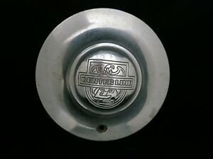 Centerline Wheel Polished Center Cap Cs 136