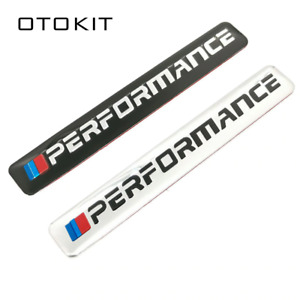 Metal Logo M Power Performance Car Sticker Decal Emblem Badge For Bmw M 3 5 6