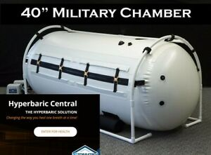 Reduced Hyperbaric Military Chamber 40 Inch Gigantic Size