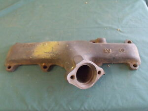Nos Ford Galaxie 1963 1964 1965 1966 T bird Ford Mercury Exhaust Manifold