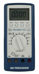 B k Precision r 390a Full Size Basic Features Digital Multimeter Instrument