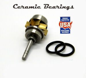New Midwest Dental Tradition Push Button xgt Turbine Ceramic Bearings