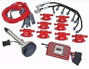 Msd Ignition 60151 Dis Coil On Plug Kit For Bbc And Sbc Engines Make Offer