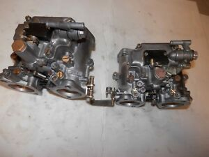 Lotus 907 Dellorto 45 Dhla Carburetors