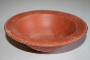 Ancient Roman Pottery Redware Bowl 3 4th Century Ad
