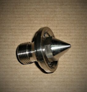 New Devilbiss Fluid Tip Nozzle Jghv 73 Gx K 0 85mm For Jga Spray Guns