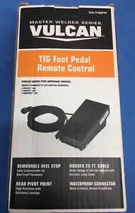 Vulcan Tig Foot Pedal Remote Control For Welder Direct Connect To Protig 165