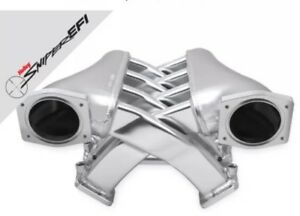 Holley Sniper Efi 822241 Hi Ram Intake Twin 102mm Ls3 L92 With Fuel Rails Offer