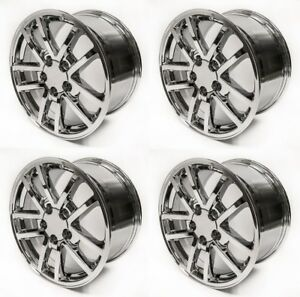 1993 2002 Camaro Ss 10 Spoke 17x9 Chrome Wheels Rims Set Of 4 Ht179ss35 C