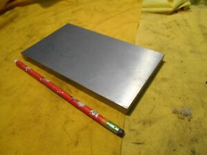 D 2 Ground Tool Steel Bar Stock Mold Die Shop Flat Plate D2 1 2 X 4 X 7
