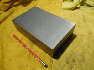 P20 Mold Steel Bar Stock Tool Die Shop Flat P 20 Plate 2 X 4 1 4 X 7 1 4