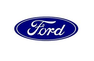 Ford Script Oval Logo Printed On 3m Vinyl Decal Sticker Car Truck Van Window
