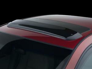 Weathertech No drill Sunroof Wind Deflector For Toyota 4runner 2016 2021