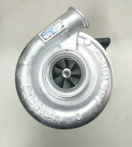 Turbocharger Turbo Holset Hx55 25cm T6 Twin Scroll Made In Huddersfield England