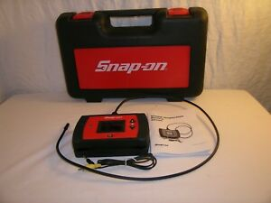 Snap on Bk5500 Visual Inspection Device Bore Scope