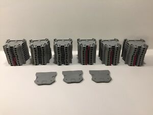 Phoenix Contact Type 2 5 Terminal Block Lot Of 60