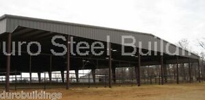 Durobeam Steel 75x100x16 Metal Rigid Frame Building Clearspan Roof System Direct