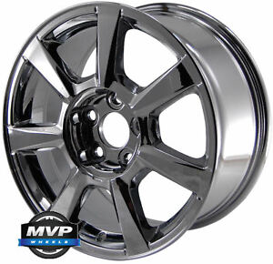 Factory Oem 17 Pvd Chrome Set Of 4 Cadillac Cts Wheels Rims 4623