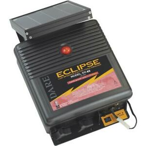 Dare Eclipse Solar Electric Fence Charger 1 Each