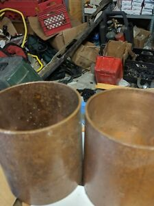 4 Inch Copper Coupling