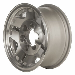 Oem Remanufactured 15x7 Alloy Wheel Rim As Cast With Machined Face 69305