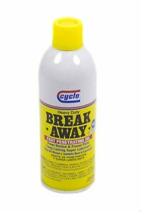 Cyclo Break Away Penetrating Oil 13 00 Oz Aerosol P N C10