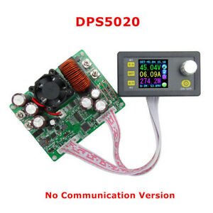50v 20a Step down Communication Power Supply Buck Voltage Converter Voltmeter
