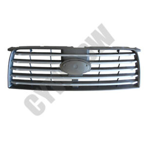 For Subaru Forester 2005 2008 Year Abs Front Bumper Hood Grill Mesh Grille
