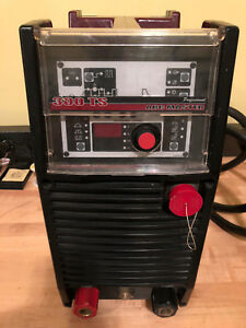 Thermal Arc 300 Ts Power Supply Serviced And Working