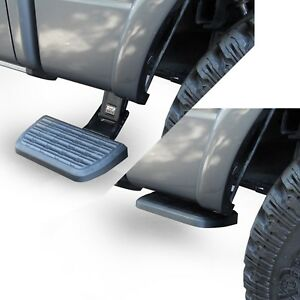 75413 01a Amp Research Bedstep2 Retractable Truck Side Bed Step