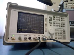 Hp Agilent 8563ec 9khz 26 5ghz Spectrum Analyzer guaranteed