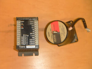 Rorze Micro Step Driver With 5 Phase Stepper Motor 0191