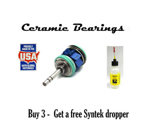 New Star Dental 430 Swl Push Button Turbines Lube Free Ceramic Bearings Lot Of 3