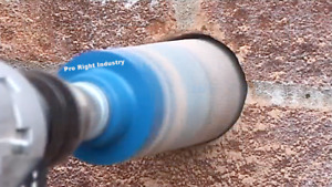 4 5 Dry Core Bit With Center Guide For Sds Plus Hammer Drills Hilti Bosch