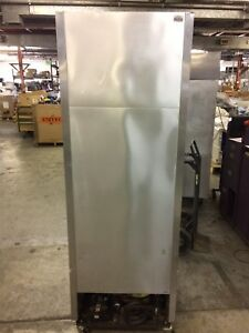 True T 19f Single Section Commercial Reach in Freezer