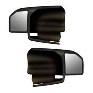 Cipa Custom Trailer Towing Extension Mirror For Ford F150 Truck Pair open Box