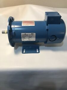 Emerson G642 Dc Motor 3 4hp 1750rpm 2017 Model
