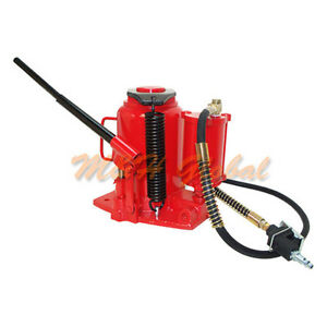 Air Hydraulic Bottle Ram Jack Lift Car Truck 32 Ton 64 000lbs Capacity