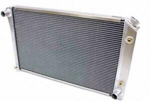 Be Cool 62010 Direct fit Aluminum Radiator W Parts