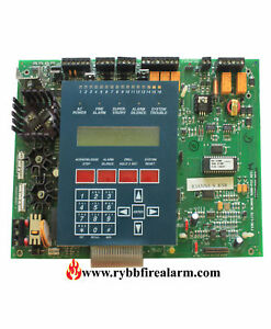 Fire lite Ms 9200 Fire Alarm Control Panel Replacement Board old Style