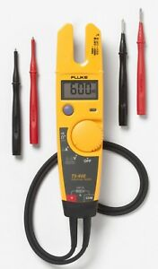 Fluke T5 600 648227 600 Voltage Continuity And Current Tester