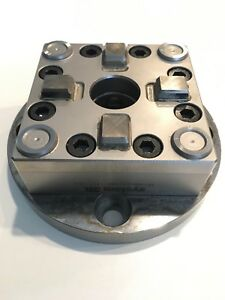 genuine System 3r 600 24 4rs Macro Chuck manual Stainless W mounting Plate