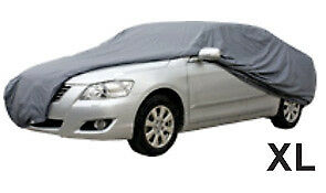 X Large New Car Cover Auto Protection Sun Dust Proof Outdoor Indoor Breathable