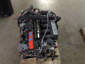 2011 Bmw E92 E93 E90 328i N52 3 0l 6 Cylinder Engine Motor 90k Miles Tested Oem