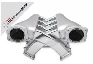 Holley Sniper Efi 822201 Hi Ram Intake Twin 92mm Ls3 L92 With Fuel Rails Offer